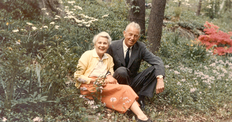 Bill and Lois Wilson