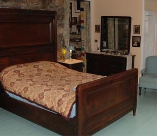 The Wilsons' Bedroom
