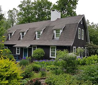 Wilson Home in Summer
