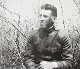 Bill Wilson in Army