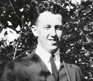 Bill Wilson as Young Man