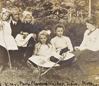 Burnham Family