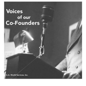 Voices of our Co-Founders CD