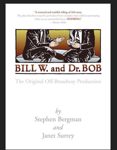 Bill W and Dr. Bob DVD