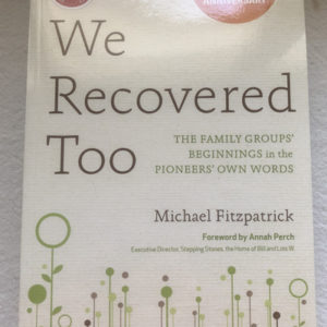 We Recovered Too - Michael Fitzpatrick