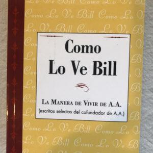 Como Lo Ve Bill Book