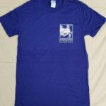 Short Sleeve T-Shirt - Purple