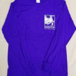 Long Sleeve T-Shirt - Purple