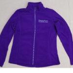 Women's Fleece - Purple
