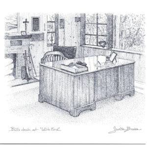 Bill Desk Print