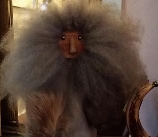 Norwegian Folk Doll